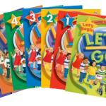 نمونه سوالات کتابهای Let's Go