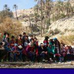 گزارش تصویری از اردوی زبان آموزان شعبه شهرخاص