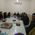 برگزاری جلسه هم اندیشی و آزمون تعیین سطح پرسنل زبانسرای ایران زمین