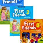نمونه سوالات کتب First Friends