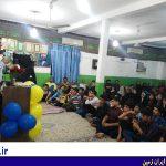 برگزاری مراسم اعطای مدارک زبان آموزان شعب شهرخاص و گندمزار ایران زمین