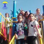 برگزاری اردوی زبان آموزان شعب شهر خاص و گندمزار